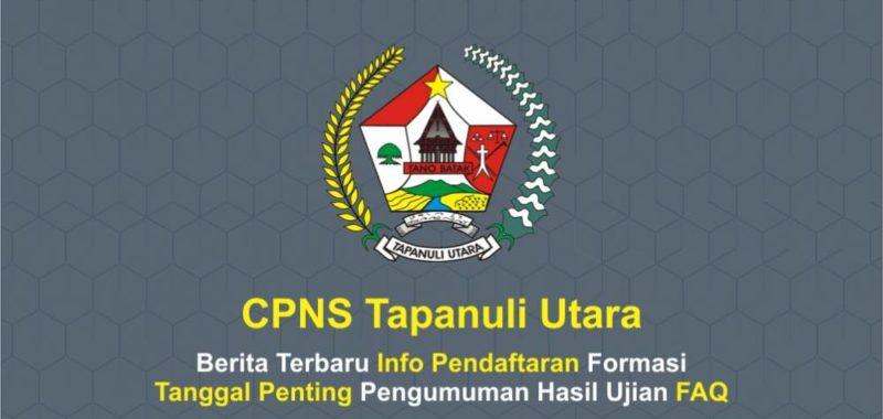 CPNS Tapanuli Utara